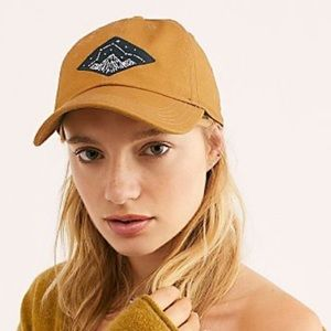 Urban Outfitter United By Blue Baseball Hat NEW